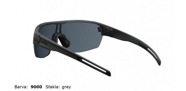 Sportna Ocala Evil Eye Vizor Hr E010 75 9000 Black Matt Grey BG White Back