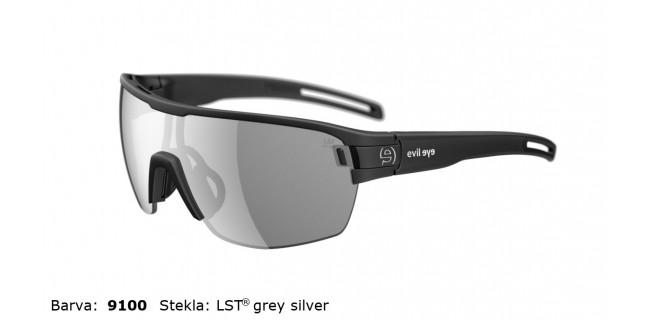 Sportna Ocala Evil Eye Vizor Hr E010 75 9100 Black Matt LST Grey Silver BG White Sid