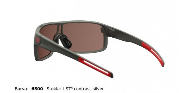 Sportna Ocala Evil Eye Vizor E008 75 6500 Dark Olive Met LST Contrast Silver BG White Back