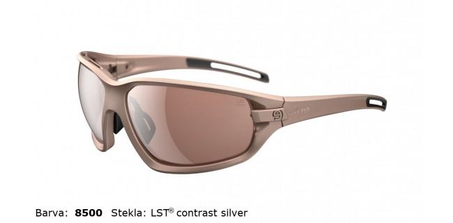 Sportna Ocala Evil Eye Zolid E004 75 8500 Sand Met LST Contrast Silver BG White Sid