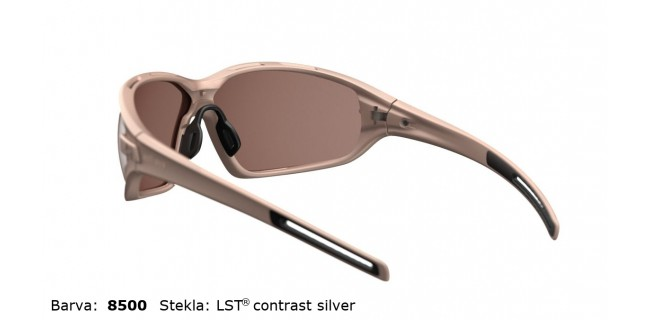 Sportna Ocala Evil Eye Zolid E004 75 8500 Sand Met LST Contrast Silver BG White Back