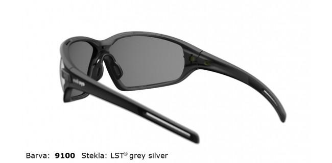 Sportna Ocala Evil Eye Zolid E004 75 9100 Black Matt LST Grey Silver BG White Back