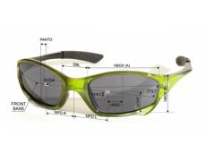 Športna dioptrijska/korekcijska očala - vrste in znamke
